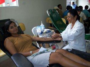doaçao de sangue