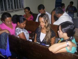 semana de oraçao jovem